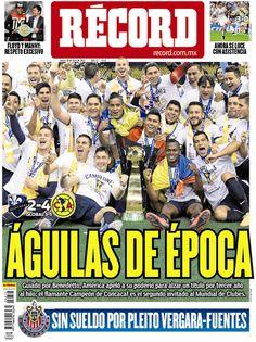 México - RÉCORD 30 de abril del 2015