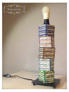 Lampada Cubi