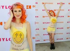 Hayley Williams  Celebrity Style : Fashion From 2013 Coachella Valley Music and Arts Festival - Pantip