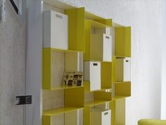 Salone del Mobile, Milan 2012 #shelf