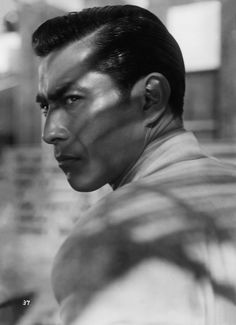 Toshirō Mifune (1920-1997) ~ best known for his 16 film collaboration with Akira Kurosawa