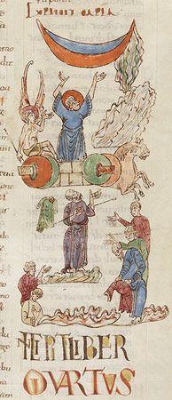 Història de Moisès (vol. 1, full 56r) Bibliothèque nationale de France