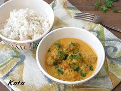 KataKonyha: Indiai fűszeres húsgombócok
