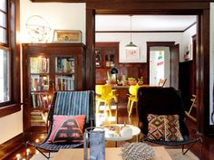 """a look at the """"rad apartment"""" of designer kathryn bentley/ designer behind Dream Collective"""