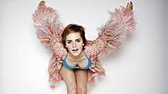 Emma Watson: Nice wallpaper I found