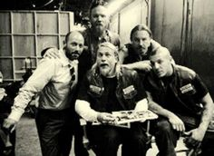 Chucky // Jax // Opie // Chibs // Juice // Sons Of Anarchy