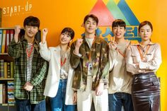 Bae Suzy, Nam Joohyuk, Drama Fever, Drama Drama, Joo Hyuk, Start Ups, Scene Image, Kdrama Actors, Korean Model