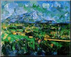Montagne Saint Victoire 1901 1906