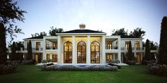 french style and modern home - Recherche Google