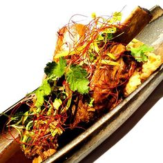 Have a special occasions such as birthday or anniversary to celebrate in October?  Our London Restaurant Festival menu will be the perfect choice for you!   Take a look at this gorgeous beef short ribs, braised in spicy Szechuan broth for 24 hours, served on the bed of sweet potato tempura - the meat is so tender, can easily be eaten by chopsticks!   Interested? Check this link to book now! -> http://bda.bookatable.com/?cid=UK-RES-COCOCHAN_169699:46294&pid=82786&lang=en-GB ( ˘ ³˘)♥ #LRF2015