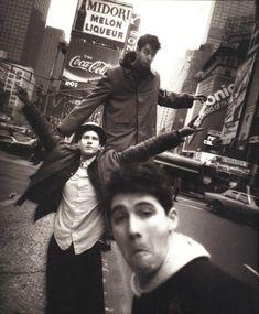 Beastie Boys.