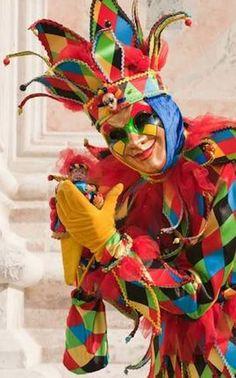 Indovina la maschera di Carnevale con un quiz