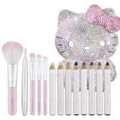 Hello Kitty Makeup :)