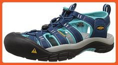 KEEN Women's Newport H2 Sandal, Poseidon/Capri, 8.5 M US - Athletic shoes for women (*Amazon Partner-Link)