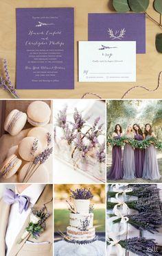 In Love With Lush Lavender I Dos | The Elli Blog