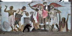Τοιχογραφία στο Λίμερικ