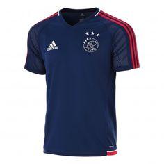 adidas Ajax training shirt uit junior De Wit Schijndel