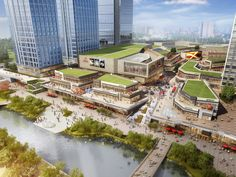 Guangzhou Luogang New Knowledge City