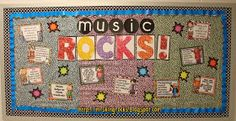 Mrs. King's Music Room: Music Bulletin Boards