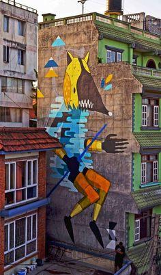 SABEK street art