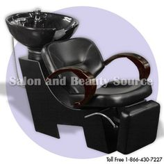 Shampoo Unit Backwash Bowl Chair Salon Equipment - CM | eBay