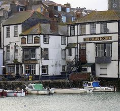 The Chain Locker Pub, Falmouth, Cornwall