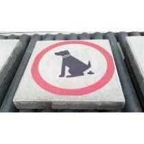 Verboden voor honden te poepen stoeptegel Chicago Cubs Logo, Team Logo, Logos, Sports, Hs Sports, Sport, Logo, Legos