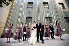 love the bridesmaid dress:butterbynadia design