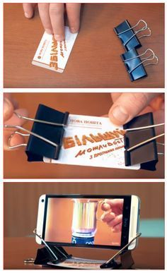 manimiamy - 0 results for diy Diy Tripod, Diy Phone Stand, Diy And Crafts, Crafts For Kids, Iphone, Phone Holder, Diy Tutorial, Diy Home Decor, Life Hacks