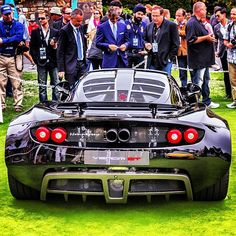 Hennessey Venom GT - The Fastest Production Car In The World