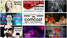 April 18 Big thanks to @BongoBoyTV for featuring 'Ride With Me' on Season 5 & in National rotation! @NBCUniversal @comcast