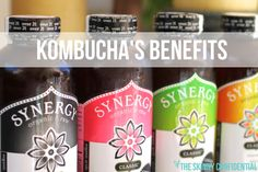 See how this is used in your 7-Day Summer Skinny Plan! Lots of benefits we love!! Tone and tighten up with this full 7 day plan. www.ignitegirls.com/shop #7daysummerskinny #kombucha