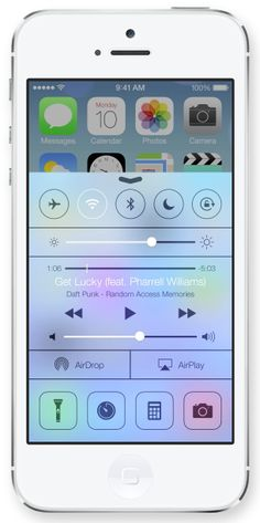 Check out the totally redesigned iPhone, iPad (Mini), and iPod Touch operating system - the all new iOS 7 coming this fall!