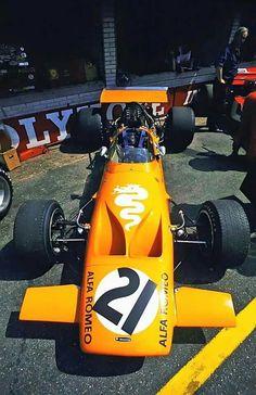 Bruce McLaren Motor Racing...McLaren M14D...Motor Alfa Romeo T33 V8 3.0...GP Holanda 1970