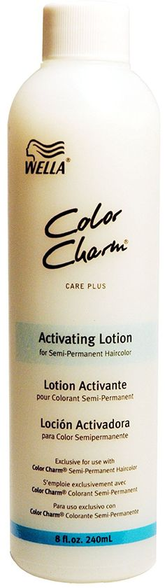 Wella Color Charm Demi Hair Color Activating Lotion 8 oz. (Pack of 2) -- You can find out more details at the link of the image.