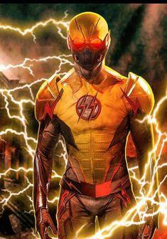 DC TV Crossover Crisis on Earth X Blitzen Flash