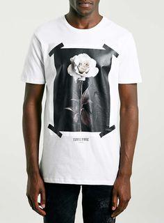 Criminal Damage Rose T-Shirt*