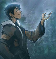 I miss the rain