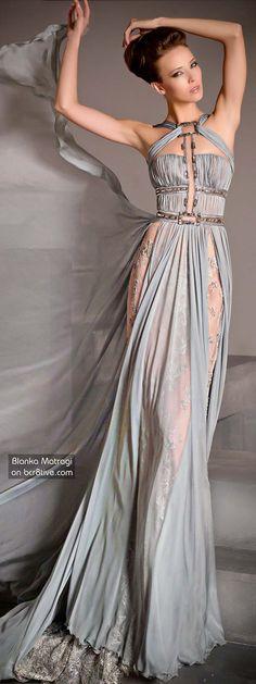 Blanka Matragi Couture Collection