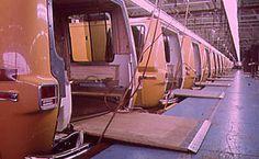 GMC MotorHome assembly line