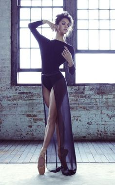 The Inspirational World-class Ballerina : Misty Copeland.