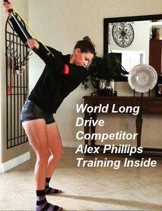 Want to improve your handicap? Here at Feel The Stretch we will help you with the most important stretch in golf and improve your game. Alex Phillips, Long Drive, Core Muscles, Improve Yourself, Golf, Train, Strollers, Turtleneck