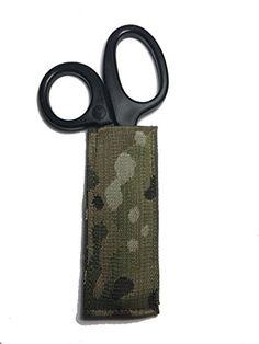 Multicam American Made RAPID Scissor Pouch Tactical Param... https://www.amazon.com/dp/B077XPPYZ1/ref=cm_sw_r_pi_dp_U_x_VXgkAb1CRD1CV