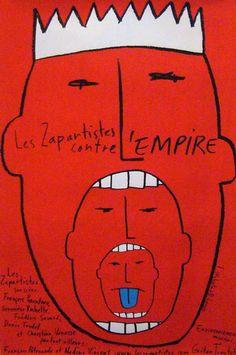 L'affichiste - 2000s Contemporary Poster,