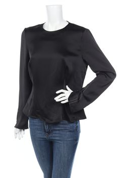 Bluză de femei H&M - la preț avantajos pe Remix - #108445757 Clothes For Women, Long Sleeve, Sleeves, Tops, Fashion, Outerwear Women, Moda, Long Dress Patterns, Fashion Styles