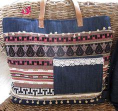 handmade tote bag Tote Bags Handmade, Throw Pillows, Cushions, Decorative Pillows, Decor Pillows, Scatter Cushions