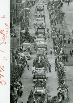 Hudson Valley parades