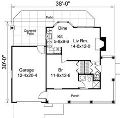 Cozy Retreat For Weekends - 57111HA | Country, Ranch, Narrow Lot, 1st Floor Master Suite, PDF | Architectural Designs