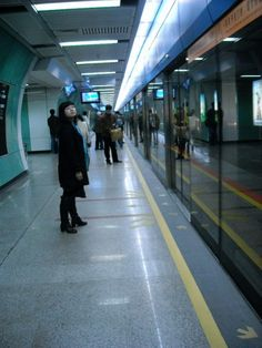 guangzhou metro (taken by me in jan, 2010)