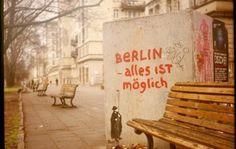 In Berlin ist wirklich alles moeglich.